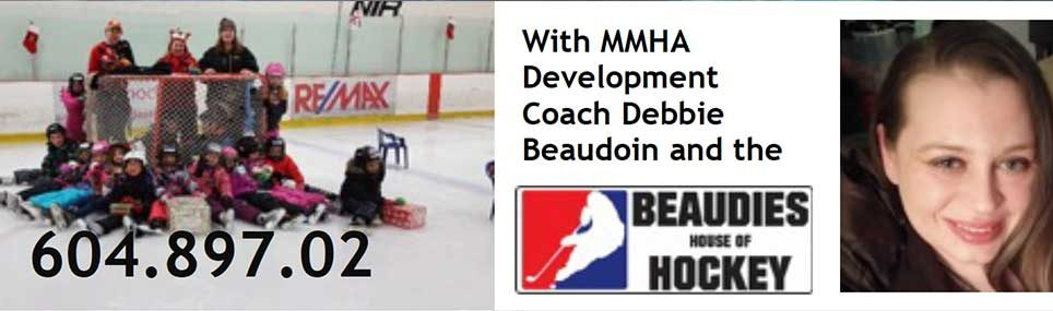Debbie Beaudoin Hockey and Ringette Camps